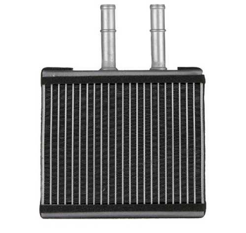 Radiador De Calefacción Chevrolet Aveo 2012 1.6l Deyac