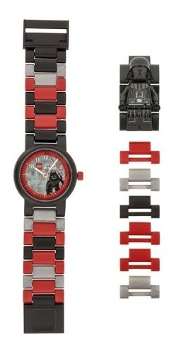 Reloj Niño Darth Vader Outlet Lego & Bulbbotz Oficial