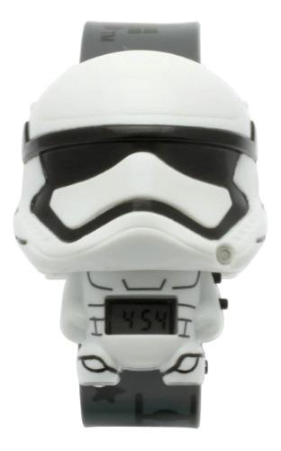 Reloj Niño Pulso Sttar Wars Storm Trooper