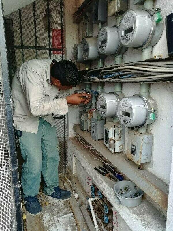 Reparación y instalación de luz 110 y 220 las 24 horas
