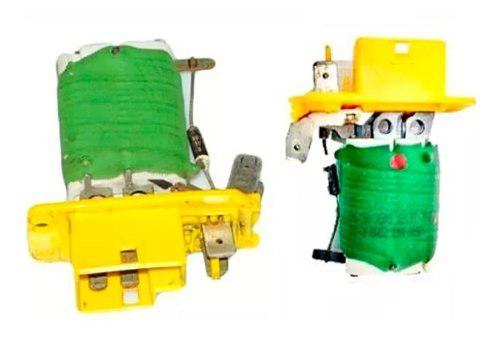 Resistencia Motor Ventilador Calefaccion Chevy C1c2 Amarillo