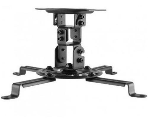 Soporte Universal De Techo Para Video Proyector 15cm Base