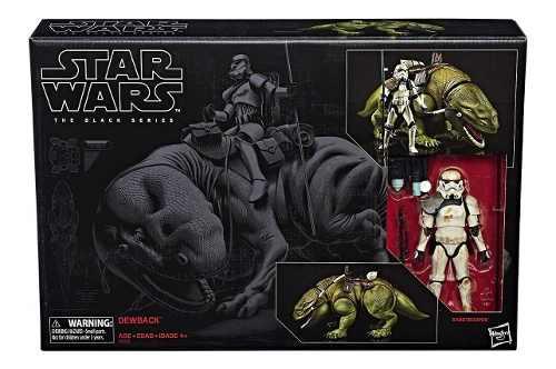 Star Wars Black Series 6'' Dewback And Sandtrooper Gamechief