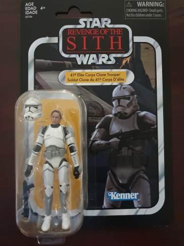 Star Wars Elite Clone Trooper Vintage Collection