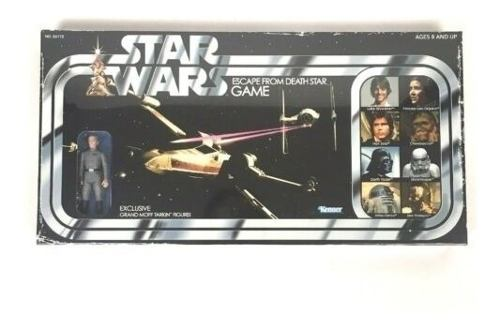 Star Wars Exclusivo Moff Tarkin Escape From Death Star Game