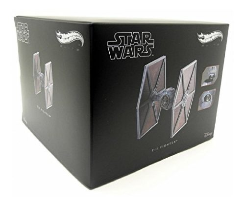 Star Wars Nave Tie Fighter Hot Wheels Elite Disney Nueva