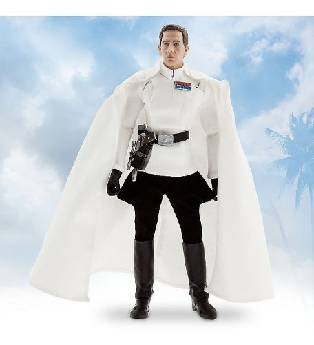 Star Wars Orson Krennic Elite Series Premium Disney Store