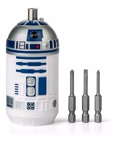 Star Wars R2-d2 Desarmador,destornillador Nuevo Importado