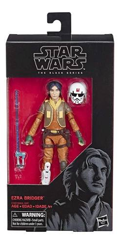 Star Wars The Black Series Star Wars Rebels Ezra Bridger #86