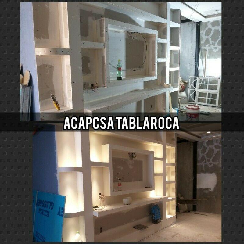 Tablaroca y Durock en Guadalajara
