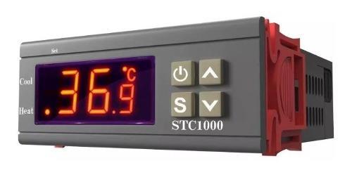 Termostato Controlador De Temperatura Digital Para