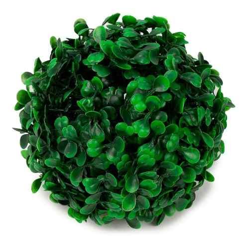 Topiario Sintetico Esfera De Follaje Bola Decoracion 15 Cm