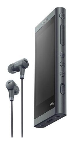 Walkman Sony Bluetooth Hi Res Audio 16gb A55hn