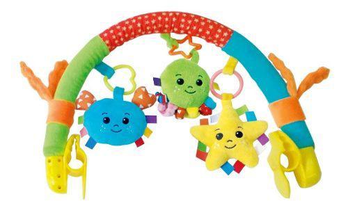 Arco De Actividades Para Bebé Sonajero