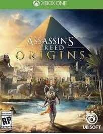 Assassins Creed Origins Nuevo+2 Juegos Xbox One