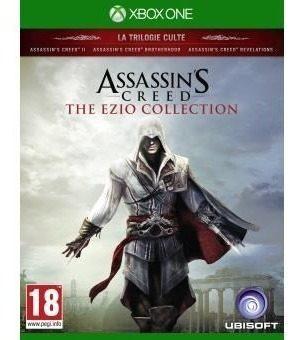 Assassins Creed The Ezio Collections 3 Juegos Sellado Xbox
