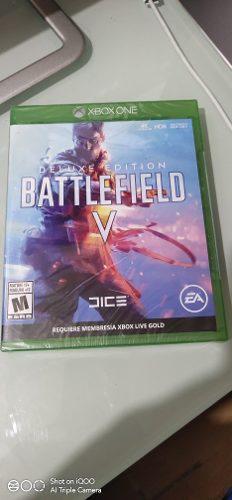 Battlefield V Deluxe Edition Juego Fisico Para Xbox One