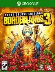 Borderlands 3 Xbox One Juegas Online