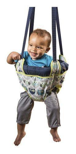 Brincador Para Bebé Evenflo Buhó Para Puerta Columpio