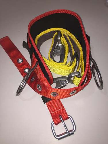 Cinturon De Seguridad Con Bandola Telmex Totalplay