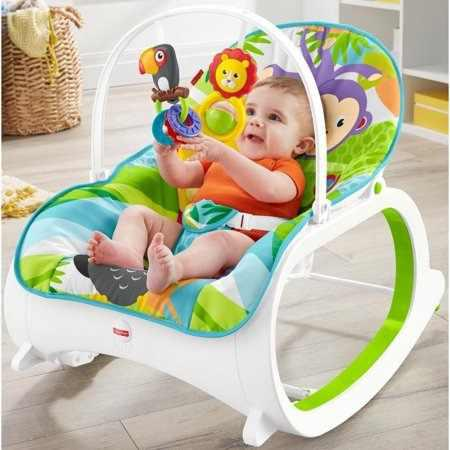 Columpio Fisher Price Infant To Toddler Rocker
