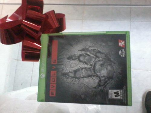 Evolve Juegos Originales Para Xbox One