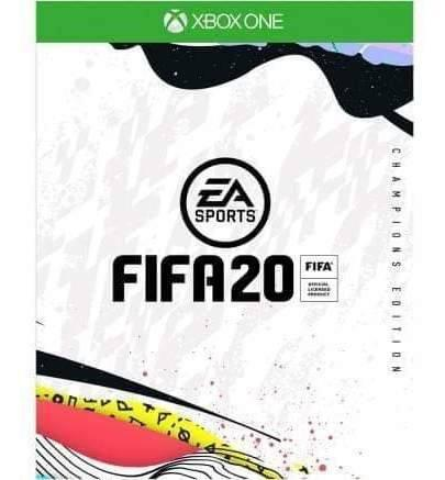 Fifa 20 Champions Edition Xbox One Juegas Online
