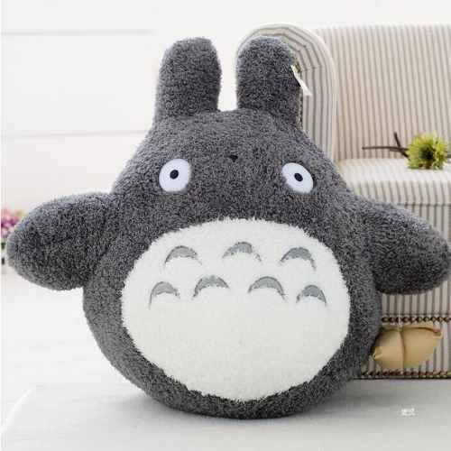 Figura De Peluche Mi Vecino Totoro 35cm Ghilbi Envio Gratis