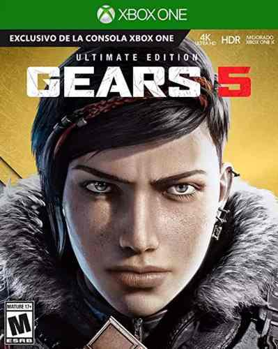 Gears 5 Ultimate Edition Xbox One Juegas Online