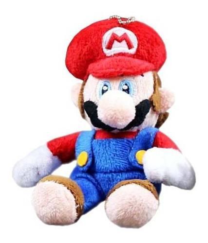 Genial Peluche Super Mario Bros Cm Envio Gratis