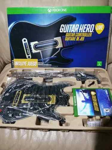 Guitar Hero Live Xbox One + Juego