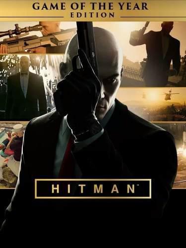 Hitman Edicion De Juego Del Año Xbox One