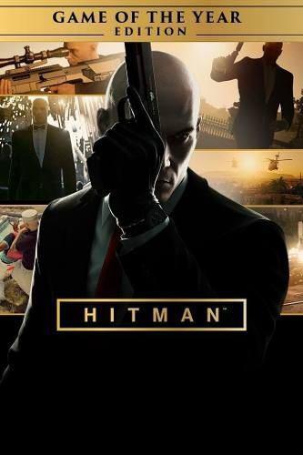 Hitman Juego Del Año Xbox One Online