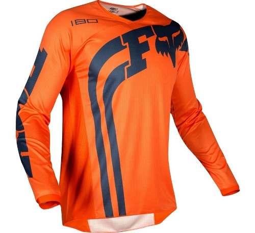Jersey Fox 180 Cota Trial Mtb Downhill Enduro Motocross