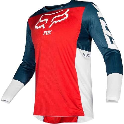 Jersey Fox Przm Moto Downhill Mtb Enduro Bici Cross Bmx Mx