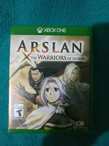Juego Arslan: The Warriors Of Legend Xbox One