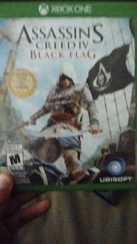 Juego De Xbox One Assassin's Creed Iv Black Flag Nuevo