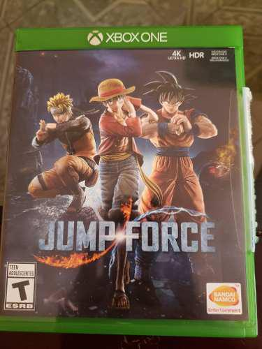 Juego De Xbox One, Jump Force