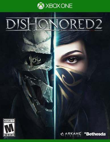 Juego Dishonored 2 Xbox One Ibushak Gaming