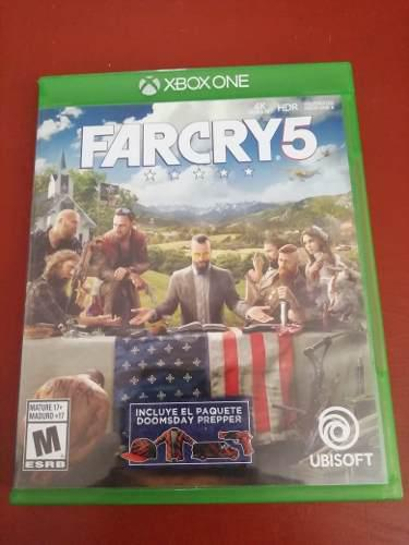 Juego Far Cry 5 Para Xbox One