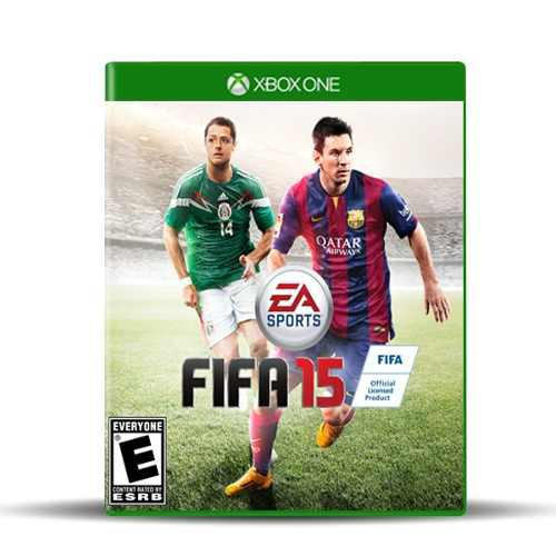 Juego Fifa 15 Xbox One Ibushak Gaming