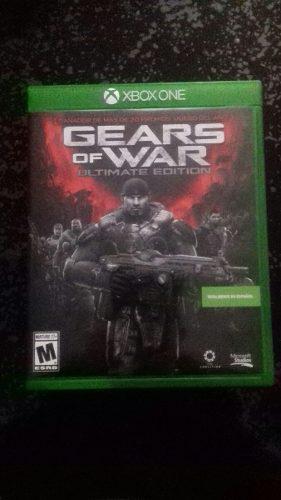 Juego Gears Of War Ultimate Edition