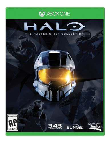 Juego Halo Themaster Chief Collection Xbox One Original