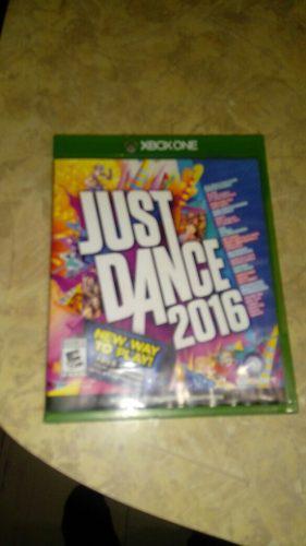Juego Just Dance 2016 Usado Para Xbox One