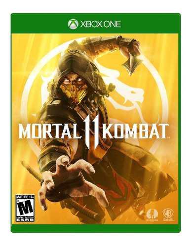 Juego Mortal Kombat 11 Xbox One Nuevo Original