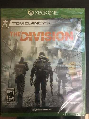 Juego The Division Para Xbox One