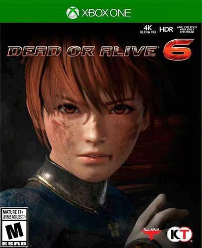 Juego Xbox One Dead Or Alive 6 Permanente