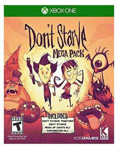 Juego Xbox One Don't Starve Standard Edition