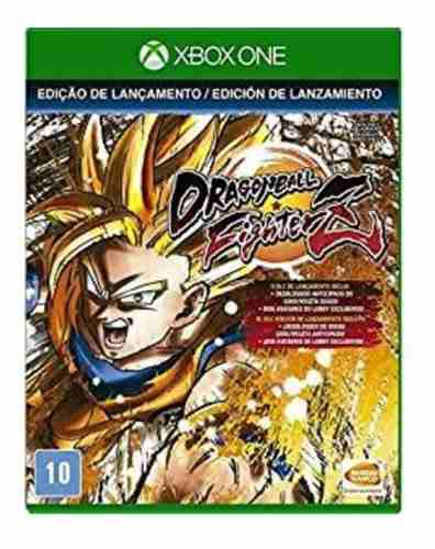 Juego Xbox One Dragon Ball Fighterz Day One Ed