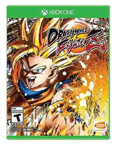 Juego Xbox One Dragon Ball Fighterz Standard Ed